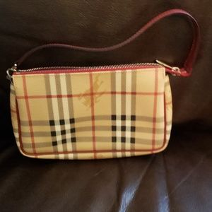 Burberry small hand bag